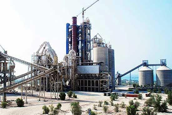 Sarooj Boushehr Cement Factory