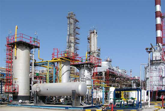 Lavan Oil Refinery Project (Gasoline Production Increase)