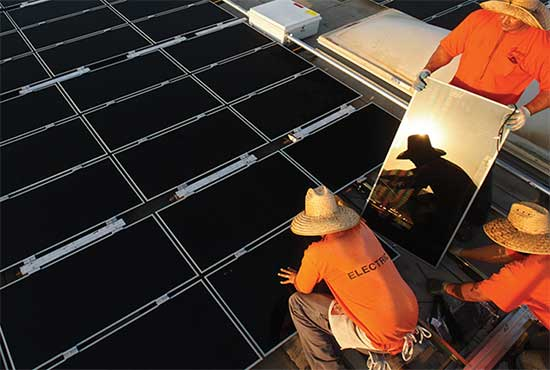 22 & 24 Phases of South Pars Solar Cell Systems and Cathodic Protection Project
